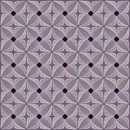 추상 흰색과 라일락 패턴입니다.