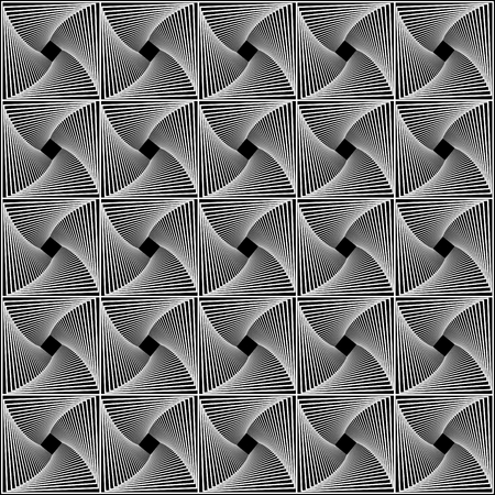 사각형의 흑백 배경