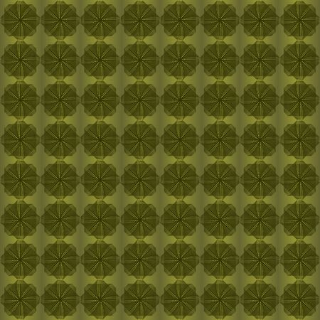 사각형과 선의 추상 짠 늪 패턴