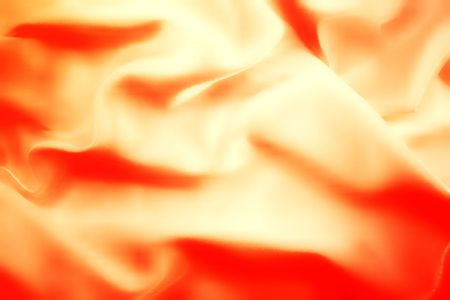texture of red silk photo