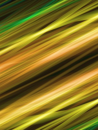 fibres: Abstract background with intertwining bright colour fibres Stock Photo
