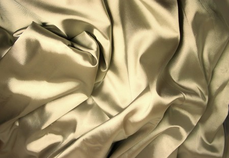 Structure of golden silk Stock Photo - 4146487