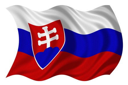 slovak: Flag of Slovakia