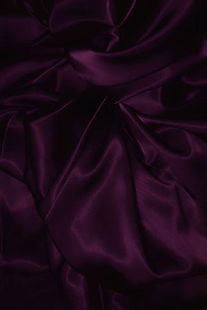 sheen: texture of a violet silk