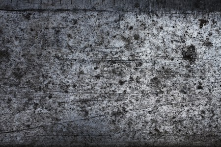 texture of metal zinc-coated surfaces with scratches close up Stock Photo - 7035339