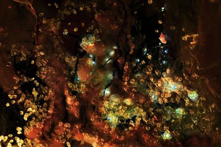 dark: Dark abstract background closeup