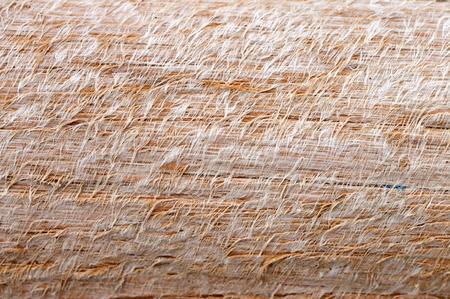 fibrous: Texture of Fibrous timber closeup Stock Photo