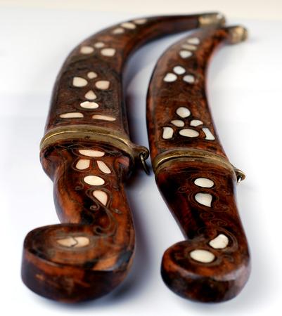 scabbard: ottoman sword Stock Photo