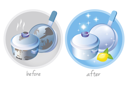 Dirty Dishes, Clean Dishes. Before After. Vector Image In The Circle. Dirty Dishes Meme. Dirty Dishes In Sink. Dirty Dishes Sign. Dirty Dishes Images. Dirty Dishes In Dishwasher. Dishes Cartoon.