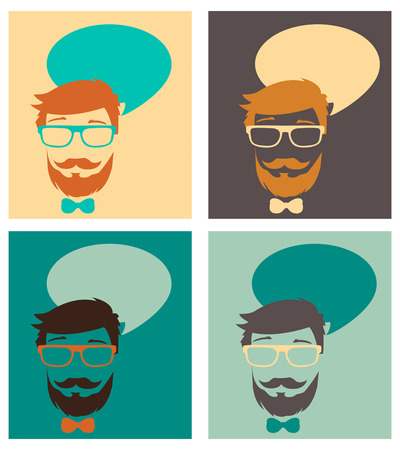 long hair man: Man With A Beard, Sunglasses And Balloon For Text. Different Colors Vector Illustrations. Man With A Beard And Long Hair. Man With A Beard Drawing. Big Man With A Beard. Man With A Sunglasses.