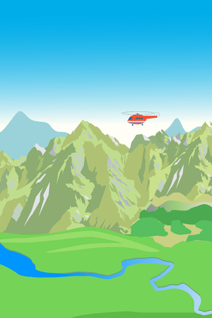 range: Mountain Range And Rescue Helicopter. Vector Background. Mountain View. Mountain Creek. Mountain Range Turbulence. Mountain Range In Europe. Mountain Range Definition. Mountain Range High. Illustration