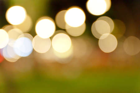 Abstract bokeh background and wallpaper