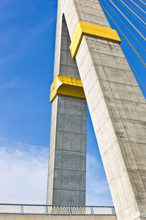 rama: Rama VIII bridge in Bangkok from thailand