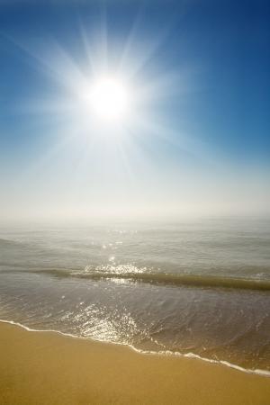 Sand Sun is Shining