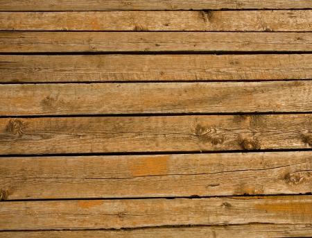 puertas de madera: viejo fondo de madera con tableros horizontales Foto de archivo