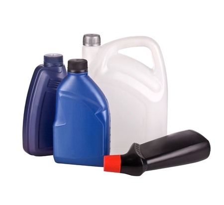 gallon:  clear liquid containers  isolated