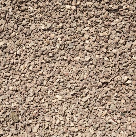 heterogeneous: background of small construction stones