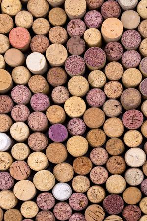 wijnkurken achtergrond