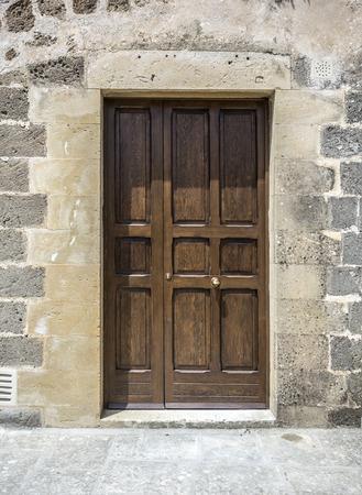 grange: old italian grange door  for your design
