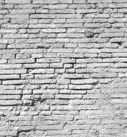 aged: Aged brick wall texture Stock Photo