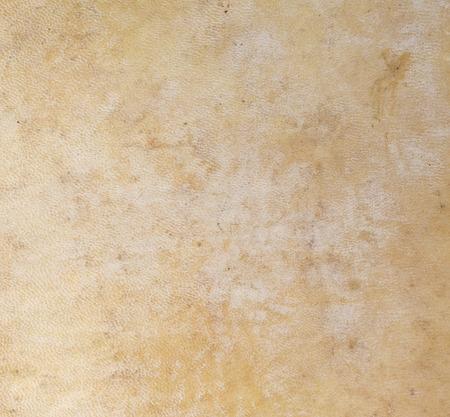 cuero vaca: Viejo fondo de cuero de vaca de cerca