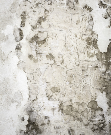 Old damaged grunge wall background or texture Stock Photo