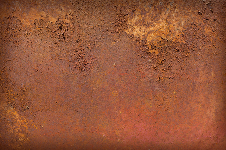 metal textures: Brown  metal grungy wall - Great textures for your design