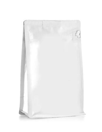 Envasado de bolsa de bolsita de bocadillos de papel de aluminio