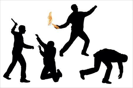 terrorists: Tumulti