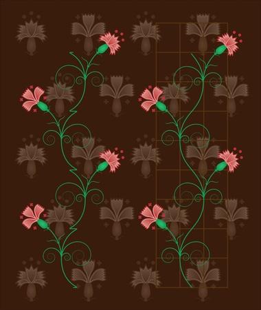 claveles: Claveles (patrones de continuidad vertical)
