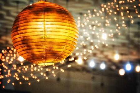 ceiling: round ceiling lamp