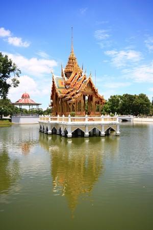 pa: Bang Pa In Royal Palace, Thailand