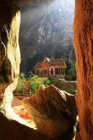 phraya: Cueva de Nakhon Phraya, Tailandia