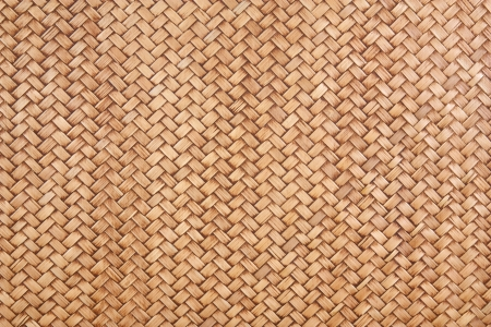 rattan weave by handmade for background