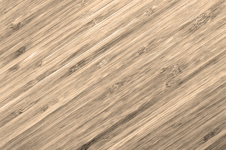 wood texture sepia tone for background, diagonal Stock Photo