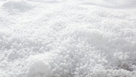 雪のフレーク