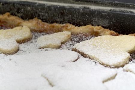 Homemade pie photo