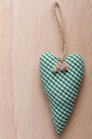 st valentin: Handmade heart