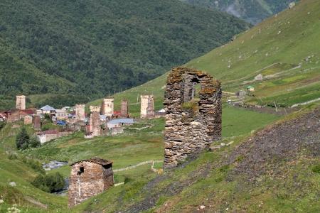 svaneti: Alto Svaneti, Georgia