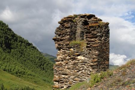 svaneti: Upper Svaneti, Georgia