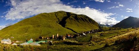 Ushguli, Georgia photo