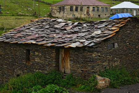 swanetia: Upper Svaneti, Georgia