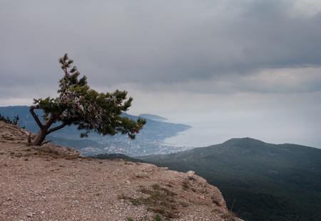 Ai-Petri Crimea landscape photo