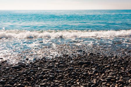 the black sea: Coast of the Black Sea