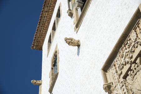 Landmark of Sitges, Catalonia, Spain