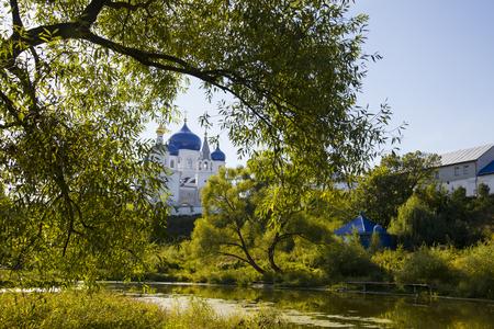 Bogolyubsky Women's Monastery. Suzdal district of Vladimir region, Russia