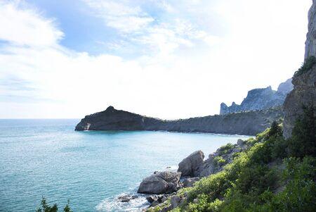 Cape Kapchik. Novy Svet, Crimea