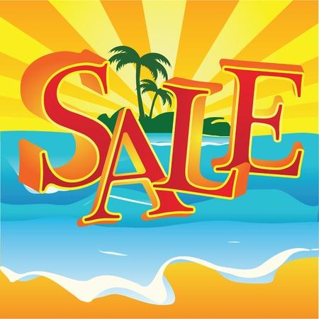 Sale vector Stock Vector - 12854891