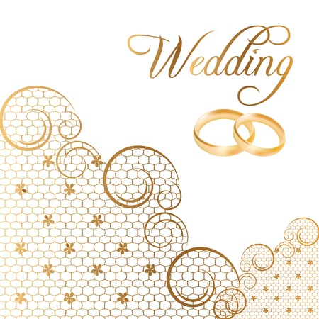 smoothed: Vector Wedding Cards