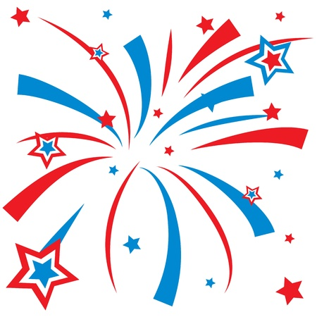 Fireworks Stock Vector - 12855009
